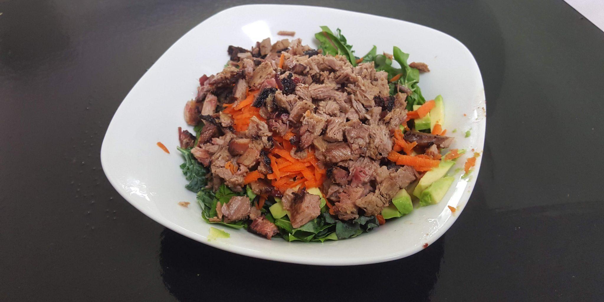 Brisket Salad